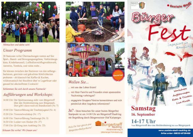 Seite 1-Flyer-Bürgerfest_SozialeStadtRaubling-Mailversand.pdf - Nitro PDF Professional